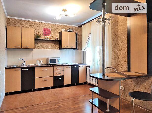 однокомнатная квартира с мебелью в Виннице, район Замостье, на ул. Островского в аренду на долгий срок помесячно фото 1
