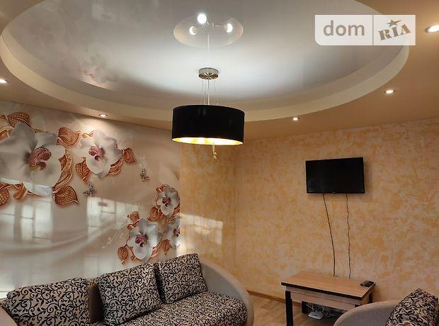 двухкомнатная квартира с мебелью в Запорожье, район Александровский (Жовтневый), на ул. Гоголя 183, в аренду на долгий срок помесячно фото 1
