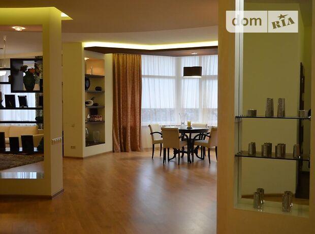 четырехкомнатная квартира с мебелью в Запорожье, район Днепровский (Ленинский), на ул. Рижская 5, в аренду на долгий срок помесячно фото 1