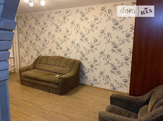 однокомнатная квартира с мебелью в Запорожье, район Южный (Пески), на ул. Стешенко 23, в аренду на долгий срок помесячно фото 1