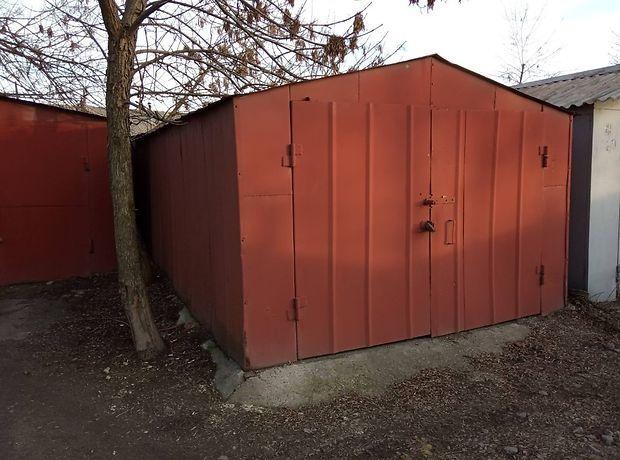 Место в гаражном кооперативе под легковое авто в Бердянске, площадь 1 кв.м. фото 1