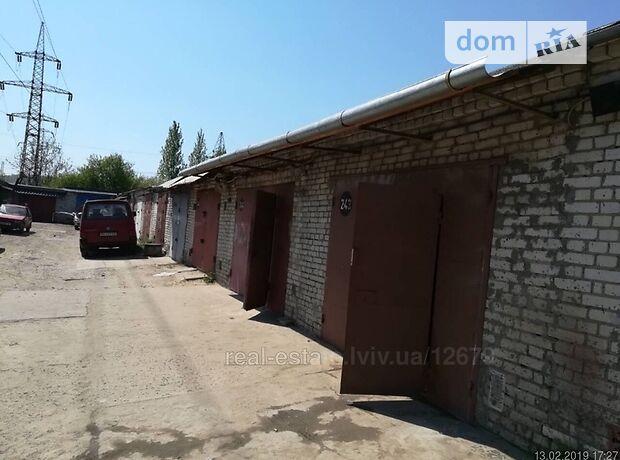Место в гаражном кооперативе под легковое авто в Львове, площадь 21 кв.м. фото 2