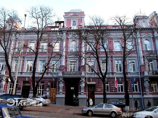 Долгосрочная аренда офисного помещения, Киев, р‑н.Шевченковский, Владимирская ул., 45