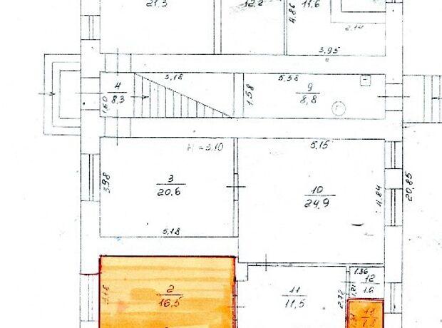 Аренда офисного помещения в Харькове, пр. Любови Малой 99, помещений - 1, этаж - 1 фото 1