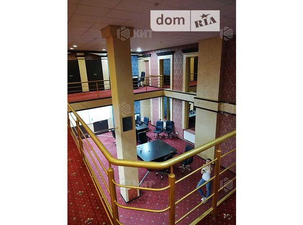 Аренда офисного помещения в Харькове, Розы Люксембург пл., помещений -, этаж - 1 фото 1