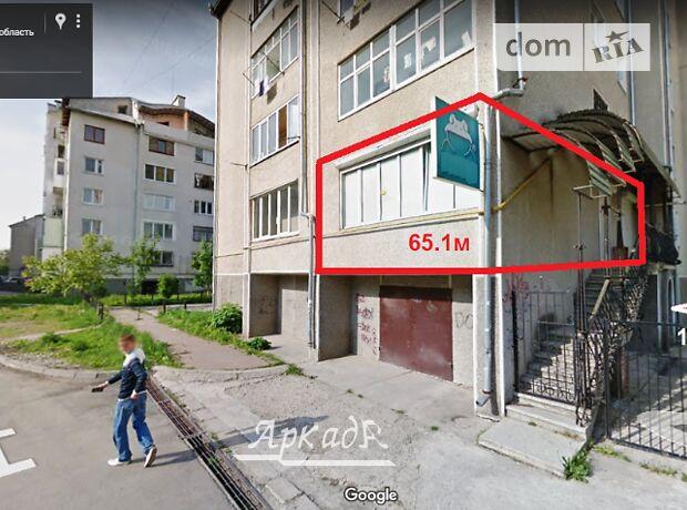 Аренда офисного помещения в Ивано-Франковске, Украинский Дивизии улица 15, помещений - 2, этаж - 1 фото 1