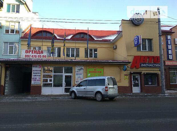 Аренда офисного помещения в Ивано-Франковске, Бандеры Степана (Куйбышева) улица 31, помещений - 1, этаж - 2 фото 1