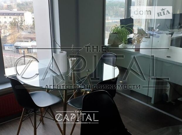 Аренда офисного помещения в Киеве, Дегтяревская улица 27т, помещений - 1, этаж - 8 фото 1