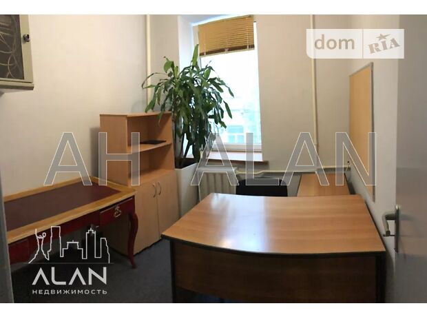 Аренда офисного помещения в Киеве, Бассейная ул. 21Б, помещений - 6, этаж - 2 фото 1