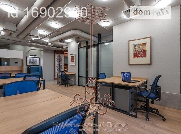 Аренда офисного помещения в Киеве, Драгомирова улица 14, помещений - 1, этаж - 18 фото 1