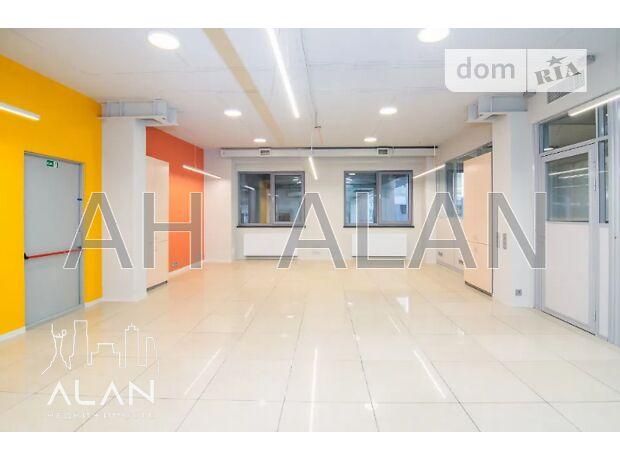 Аренда офисного помещения в Киеве, Спортивная пл., помещений - 6, этаж - 2 фото 1