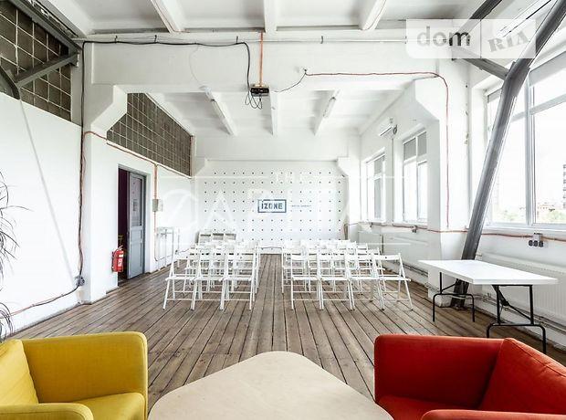 Аренда офисного помещения в Киеве, Набережно-Луговая улица 8, помещений - 4, этаж - 4 фото 1