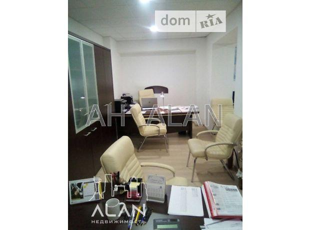 Аренда офисного помещения в Киеве, Воздвиженская ул., помещений - 1, этаж - 2 фото 1