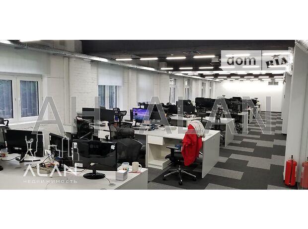 Аренда офисного помещения в Киеве, Бехтеревский пер., помещений - 4, этаж - 5 фото 1