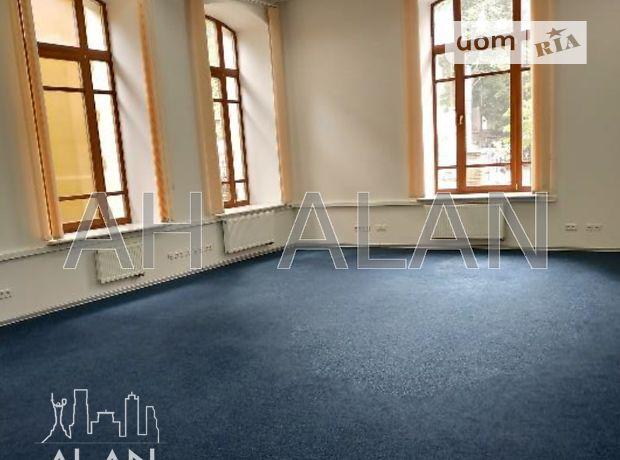Аренда офисного помещения в Киеве, Бульварно-Кудрявская ул., помещений - 3, этаж - 1 фото 1