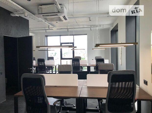 Аренда офисного помещения в Киеве, Бульварно-Кудрявская улица 21, помещений - 4, этаж - 13 фото 1
