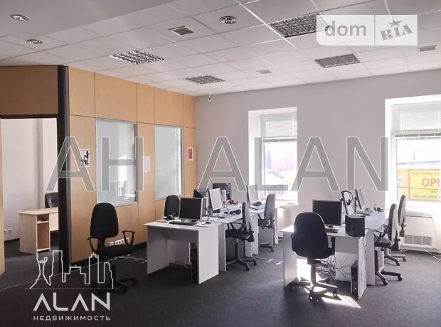 Аренда офисного помещения в Киеве, Жилянская ул. 146, помещений - 7, этаж - 4 фото 1