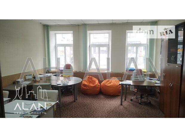 Аренда офисного помещения в Киеве, Саксаганского ул., помещений - 11, этаж - 2 фото 1