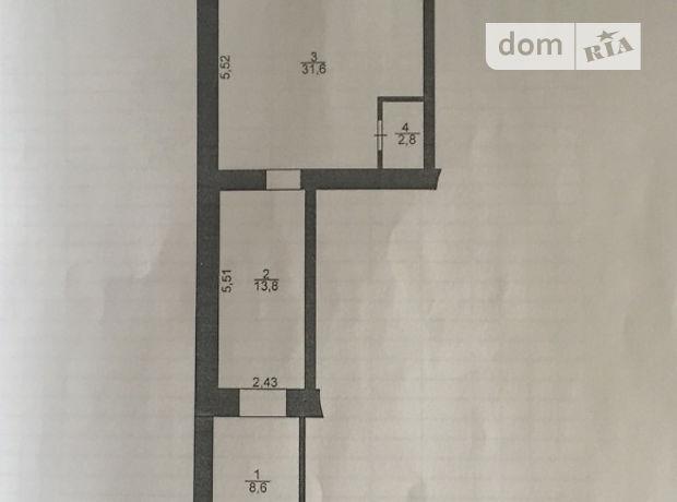 Аренда офисного помещения в Луцке, Грушевского Президента проспект, помещений - 2, этаж - 1 фото 1