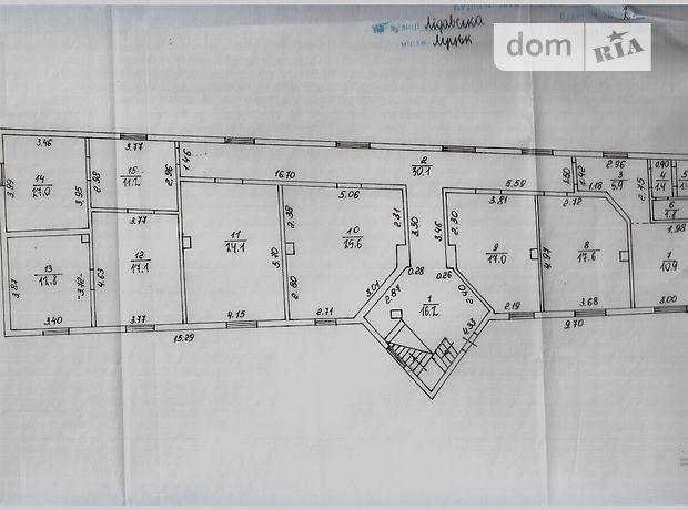 Аренда офисного помещения в Луцке, Лидавская 2, помещений - 12, этаж - 1 фото 1