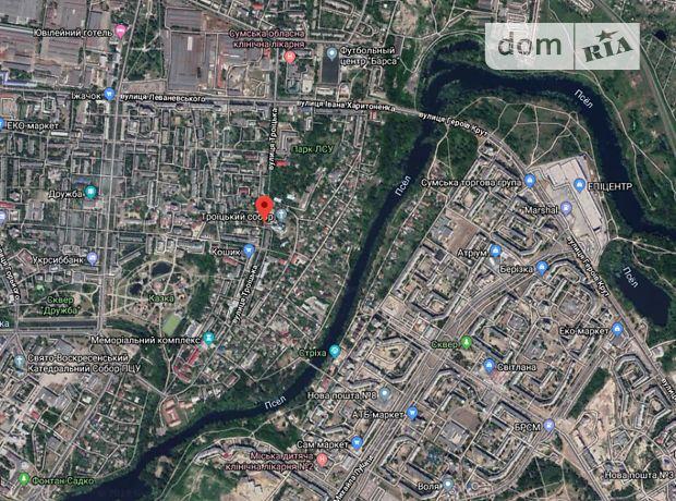 Аренда офисного помещения в Сумах, Троицкая улица, помещений - 1, этаж - 1 фото 2