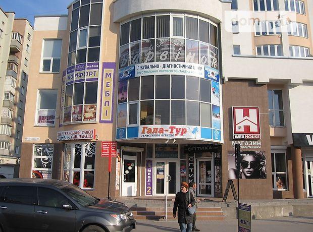 Аренда офисного помещения в Тернополе, Шептицкого Андрея Митрополита улица 5А, помещений - 1, этаж - 2 фото 1