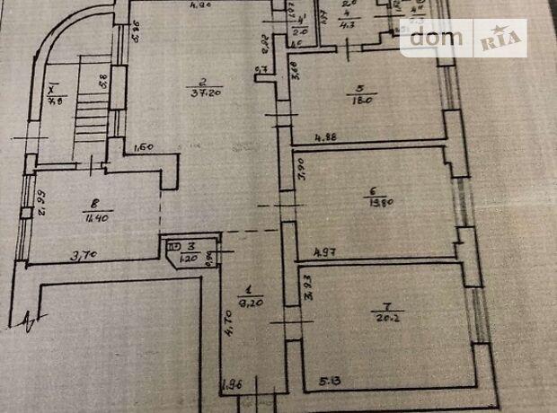Аренда офисного помещения в Ужгороде, Бращайків, помещений - 5, этаж - 1 фото 1