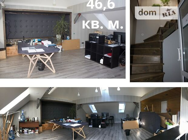 Аренда офисного помещения в Ужгороде, Независимости набережная, помещений - 1, этаж - 4 фото 1