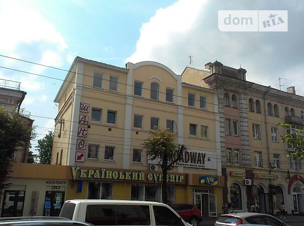 Оренда офісного приміщення в Вінниці, Соборна вулиця 34, приміщень - 4, поверх - 4 фото 1