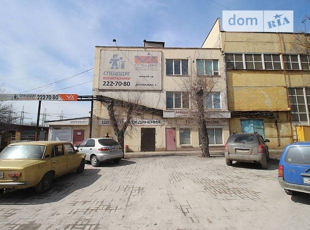 Аренда офисного помещения в Запорожье, Диагональная улица 5, помещений - 1, этаж - 2 фото 1