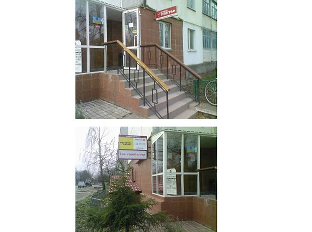 Аренда офисного помещения в Барышевке, ул. Октябрьская, 18, помещений - 6, этаж - 1 фото 1