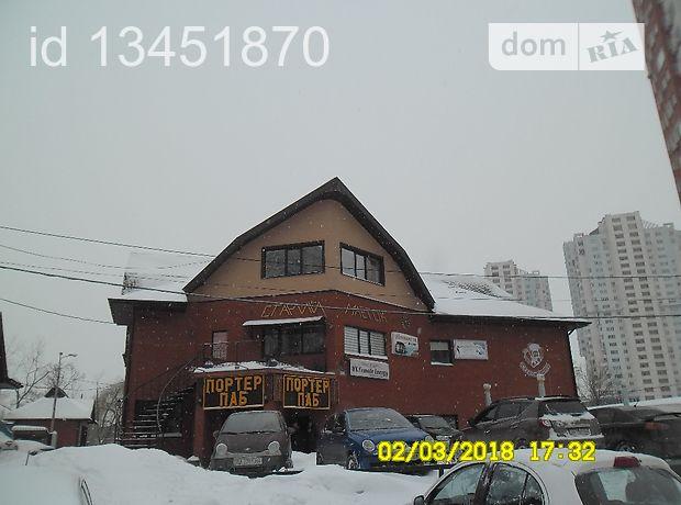 Долгосрочная аренда офисного помещения, Киев, р‑н.Днепровский, Павла Тычины проспект