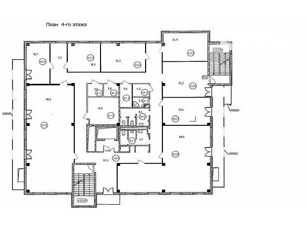Долгосрочная аренда офисного помещения, Киев, р‑н.Печерский, ст.м.Лыбедская