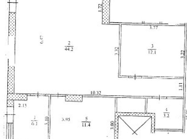 Долгосрочная аренда офисного помещения, Тернополь, р‑н.Дружба, Тролейбусна 15 А