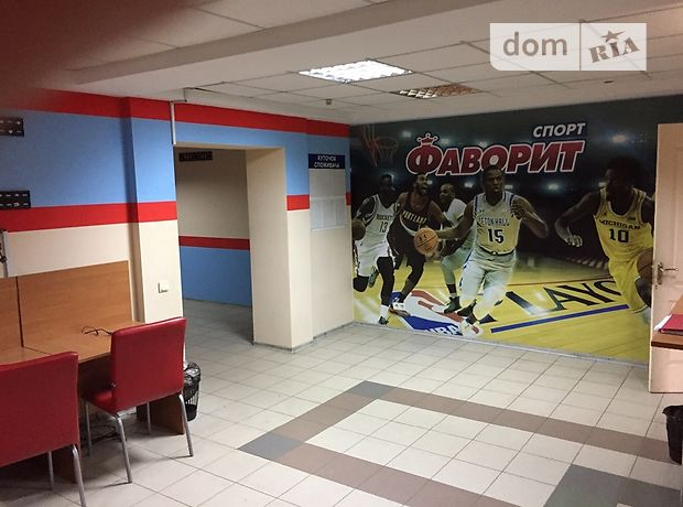 Аренда офисного помещения в Запорожье, Чумаченко улица, помещений - 1, этаж - 1 фото 1