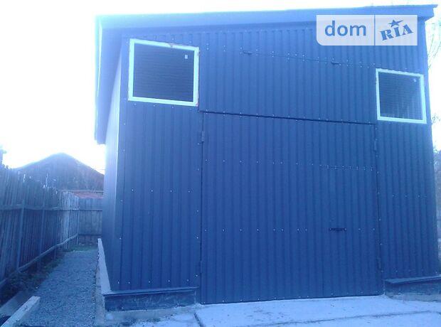 Отдельно стоящий гараж под грузовик / автобус в Житомире, площадь 66 кв.м. фото 1