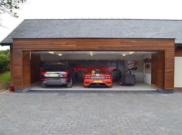 Отдельно стоящий гараж под легковое авто в Кропивницком, площадь 30 кв.м. фото 2
