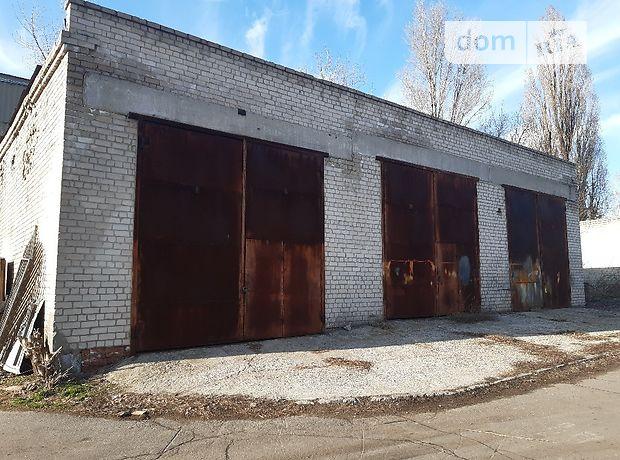 Отдельно стоящий гараж под грузовик / автобус в Кременчуге, площадь 65 кв.м. фото 1