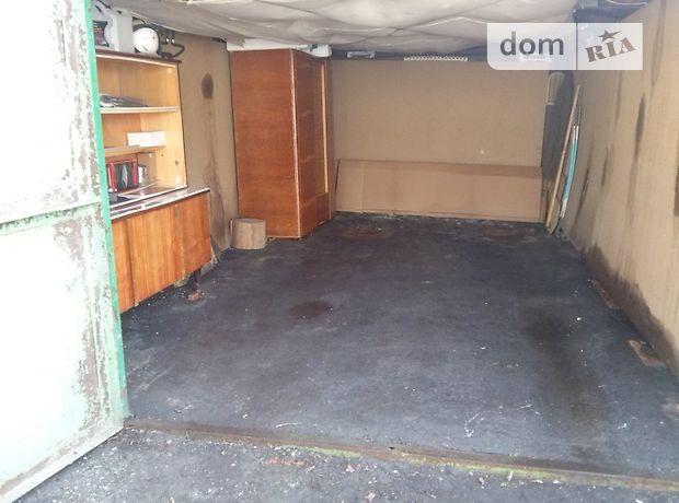 Отдельно стоящий гараж под легковое авто в Полтаве, площадь 20 кв.м. фото 1