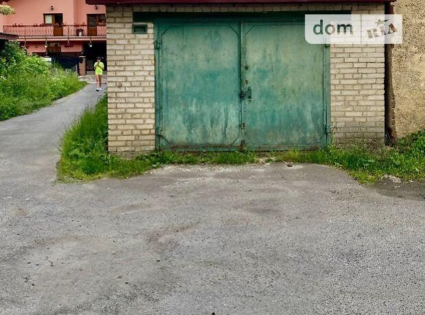 Отдельно стоящий гараж под легковое авто в Рахове, площадь 25 кв.м. фото 1