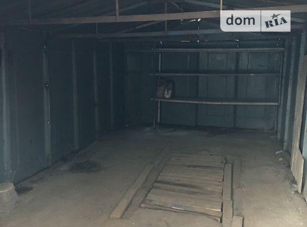 Отдельно стоящий гараж под легковое авто в Ужгороде, площадь 20 кв.м. фото 1