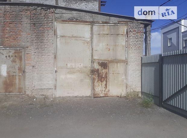 Отдельно стоящий гараж универсальный в Виннице, площадь 38 кв.м. фото 1