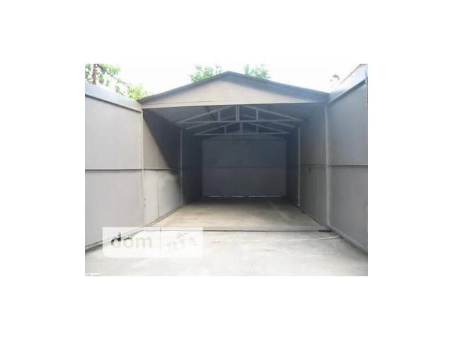 Отдельно стоящий гараж под легковое авто в Виннице, площадь 24 кв.м. фото 2