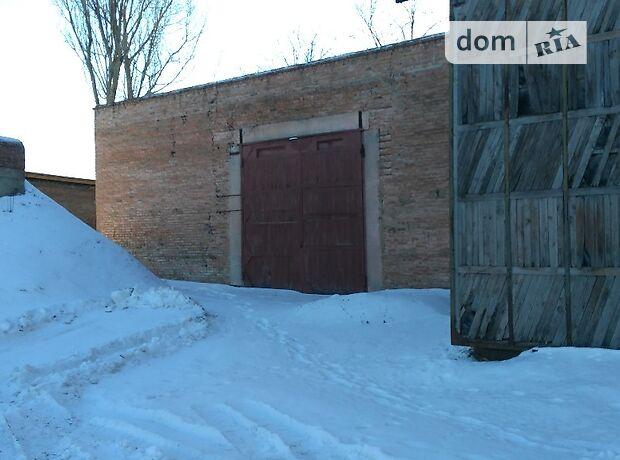 Отдельно стоящий гараж под грузовик / автобус в Виннице, площадь 184 кв.м. фото 1