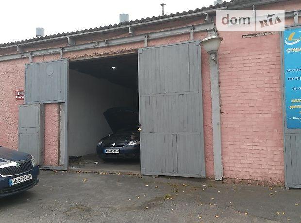 Отдельно стоящий гараж под легковое авто в Виннице, площадь 42 кв.м. фото 1
