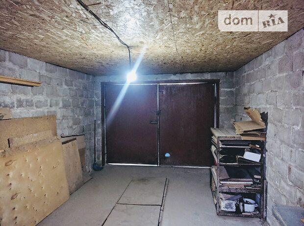 Отдельно стоящий гараж под легковое авто в Запорожье, площадь 20 кв.м. фото 2