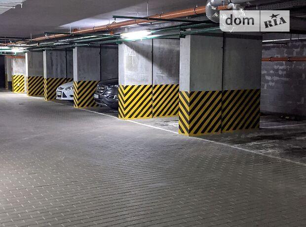 Место на подземном паркинге под легковое авто в Киеве, площадь 17 кв.м. фото 1