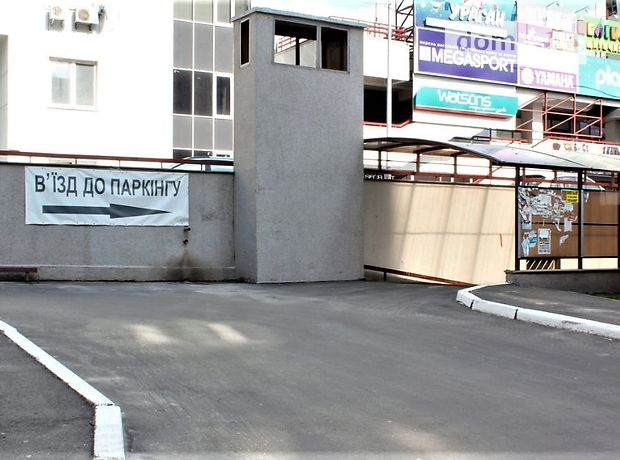 Место на подземном паркинге под легковое авто в Киеве, площадь 16 кв.м. фото 1