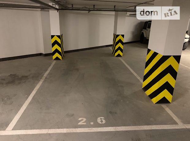Место на подземном паркинге под легковое авто в Киеве, площадь 24.4 кв.м. фото 1