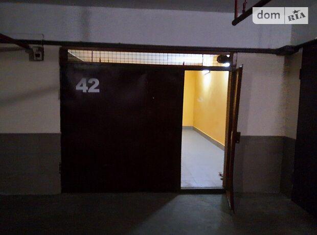 Место на подземном паркинге под легковое авто в Киеве, площадь 26 кв.м. фото 1